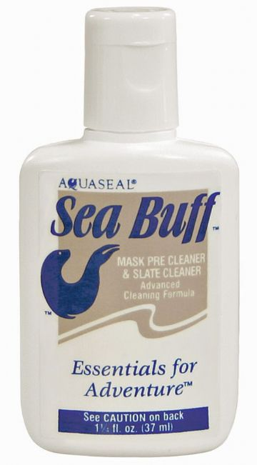 McNett - Sea Buff Dive Mask Pre Cleaner Fluid and Dive Slate Cleaner